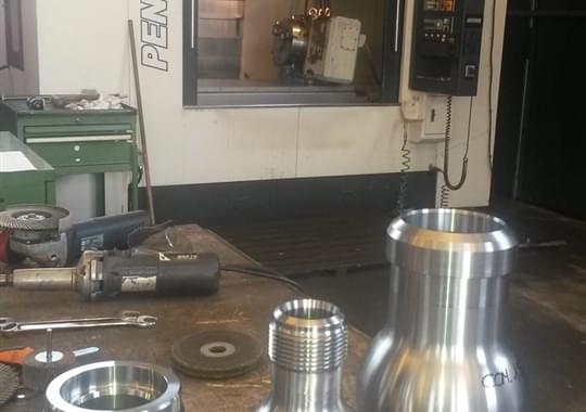 Components - Machined Manifolds