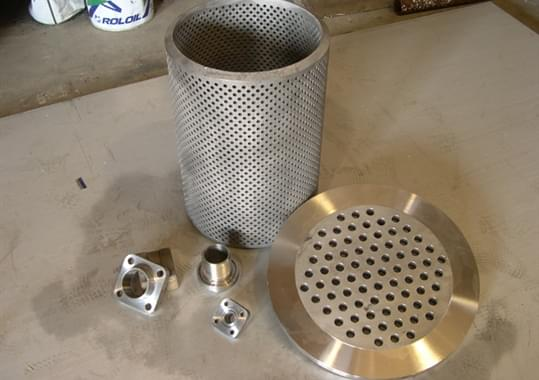 Components - Machined Parts
