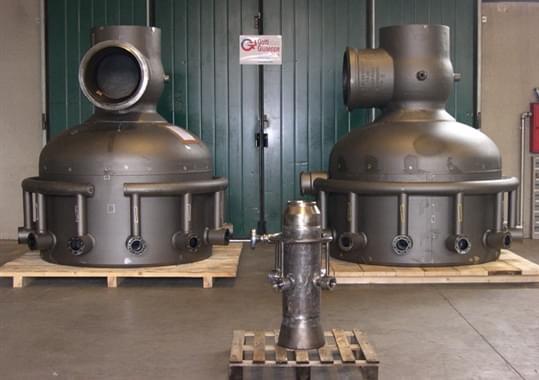 Custom desuperheaters