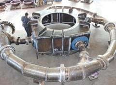 Francis Turbine - Spiral-Case