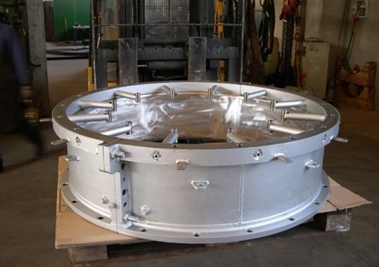 Gas Turbine Diffuser