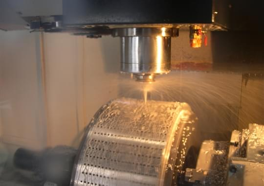 Mechanical Machining - Drilling Aisi