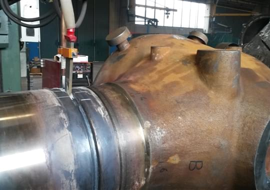 Pups Welding - Fully Welded Valves TopEntry 18inch2500
