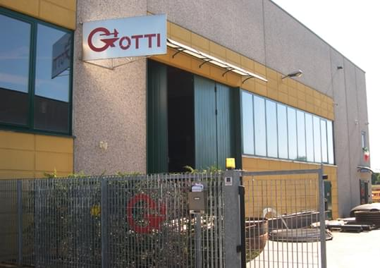 View on Gotti plant
